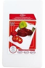 tabua carne polietilrno 30x50 profissional pronyl