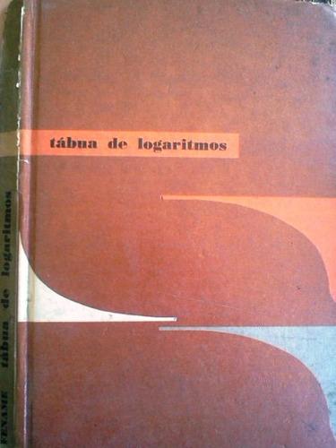 tabua de logaritmos fename 1963 capa dura 6ª ediçao
