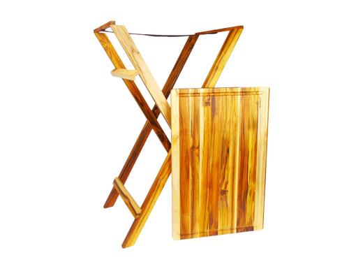 tabua de madeira para churrasco 44 x 30 cm