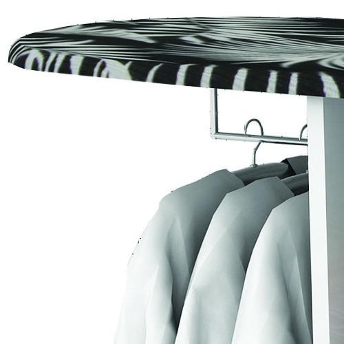 tábua de passar roupa ferro amélia - móveis primus