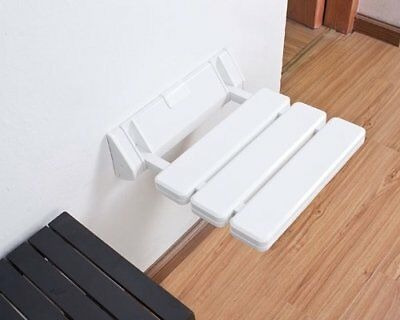 taburete abatible, plegable del asiento silla de baño