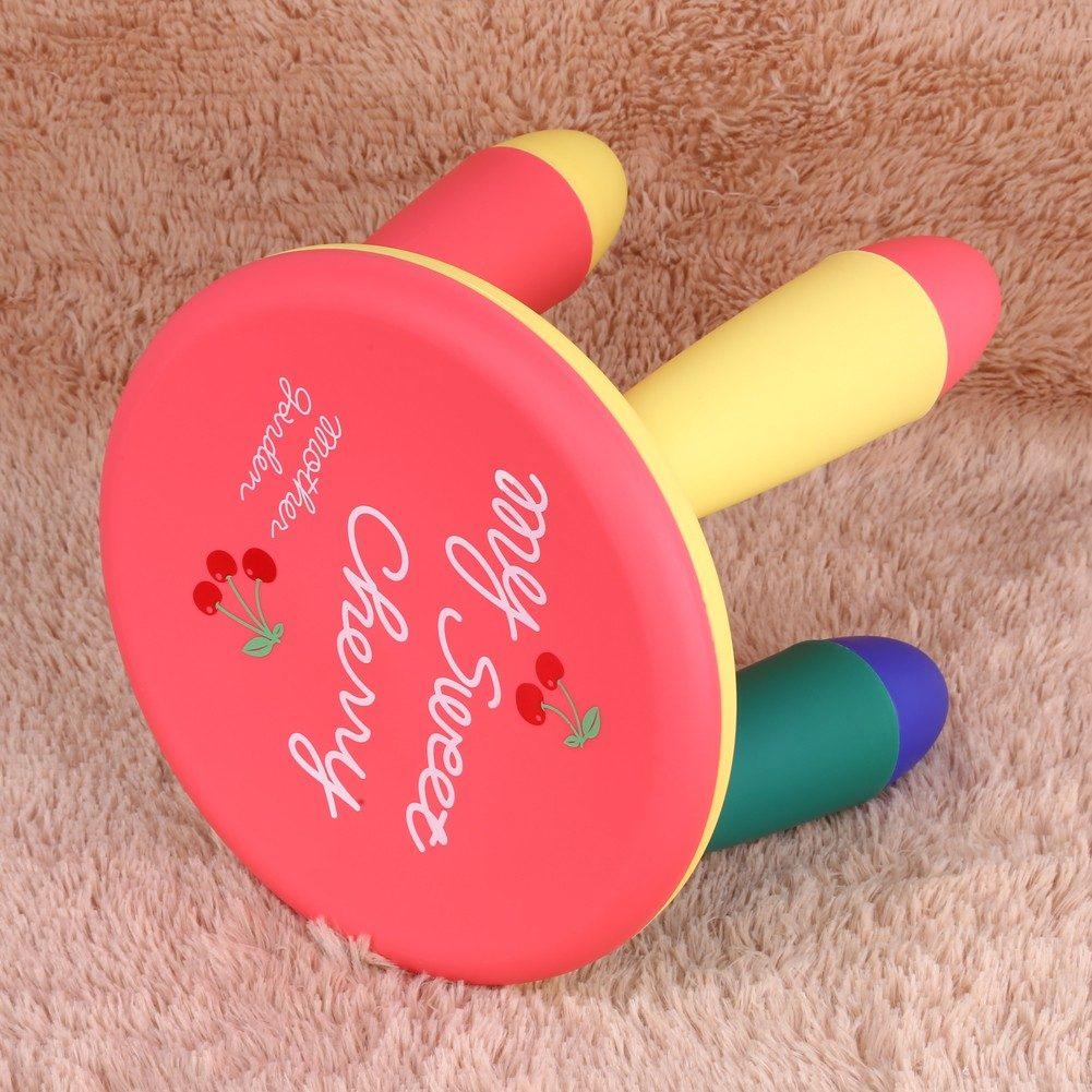 Taburete asiento infantil silla ni o bebe mueble nursery en mercado libre - Taburete ninos ...