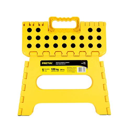 taburete pretul plegable de plástico carga hasta 120 kg