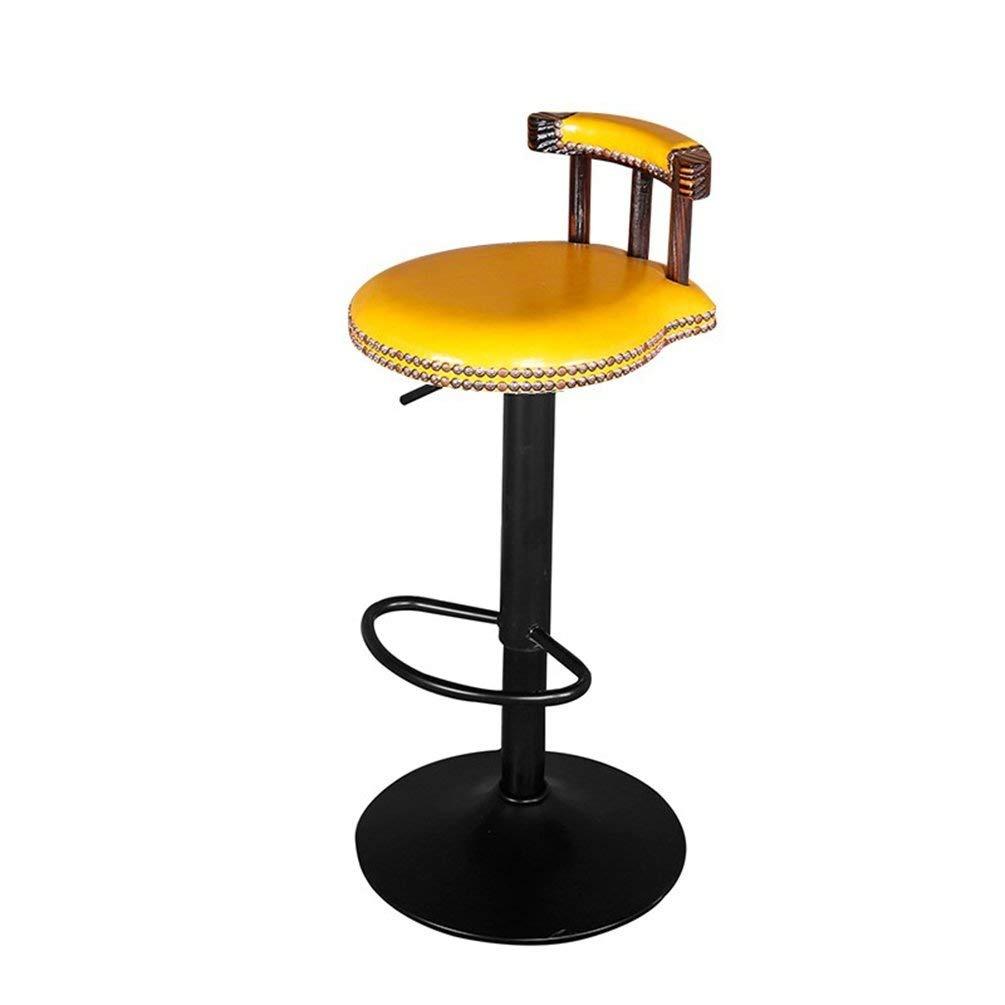 Taburetes altos retro silla de bar taburete redondo sill en mercado libre - Taburetes altos bar ...