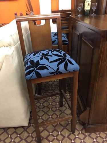 taburetes bancos altos- para barra- sillas- pasaplato
