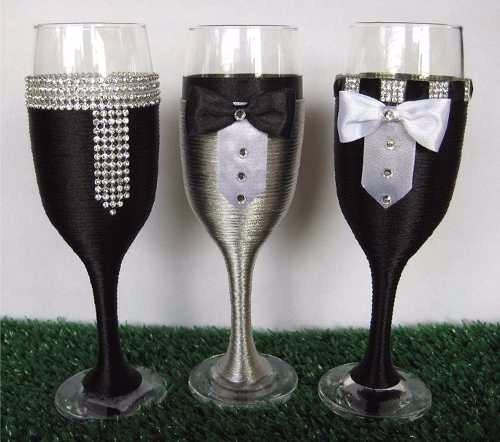 taça brinde dos noivos