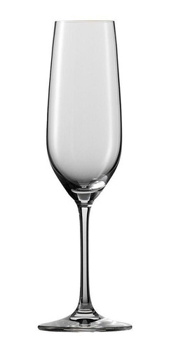 taça cristal tritan prosseco 6un vina 227ml - schoot zwiesel