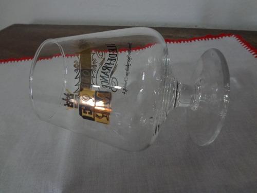 taça de cristal para conhaque