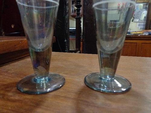 taça de vidro ano 60