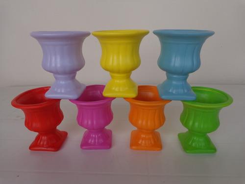 taça / vaso grega em cerâmica decoração / festas