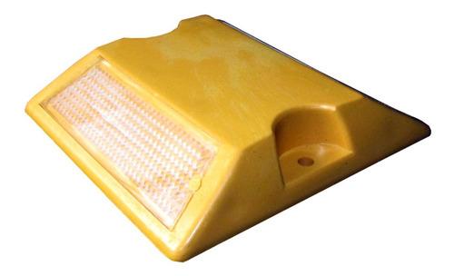 tachas reflectivas cuadradas señalización h/5toneladasx100un