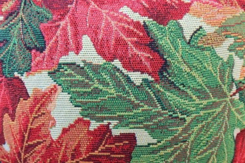 tache 13-inch x 54-inch tapeçaria de ação de graças folh
