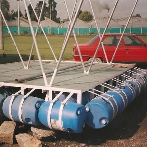 tacho 100 lts - tankes - de plástico. con manijas.