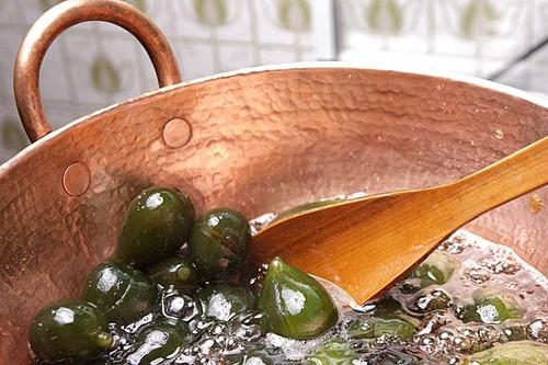 tacho cobre 2 litros