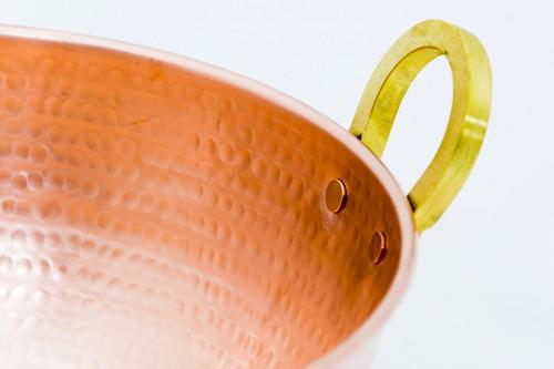 tacho de 2 litro cobre puro