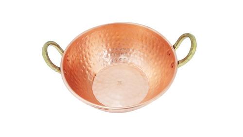 tacho de cobre puro 2 litros - imperdivel!