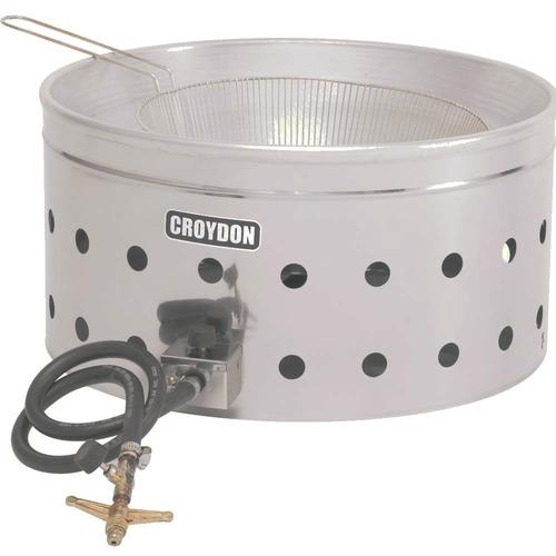 tacho gás alta pressão (7 litros) croydon - tfap