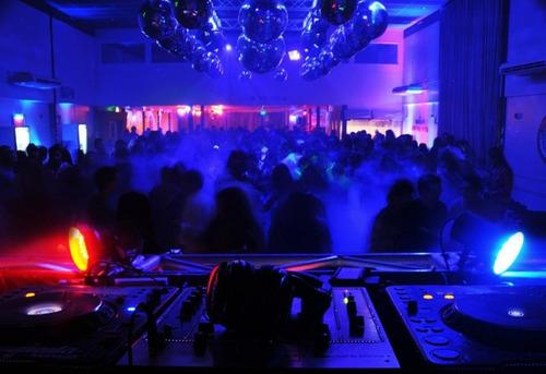 tacho led audioritmico 36w rgb dmx dj eventos discotecas bar