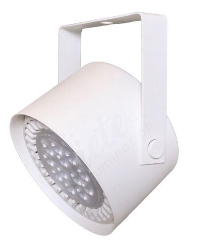 tacho proyector spot ar111 led 15w vidrieras móvil completo