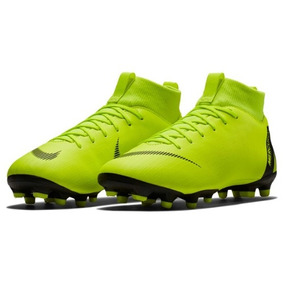 huge selection of e5fc7 f5d1a Tachon Nike Jr Mercurial Superfly 6 Academy Ah7337-701