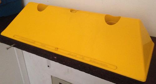 tachon vial tachon remontable tachon trapezoidal 40x15x8 cm