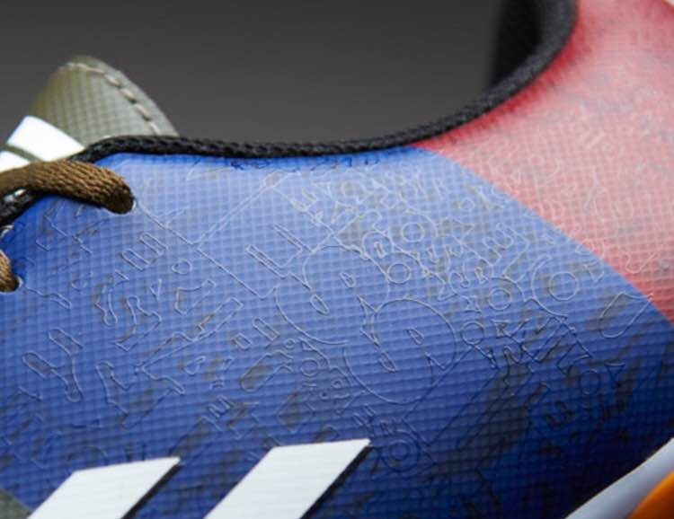 Tachones adidas F5 Messi Niño Zapatos De Fútbol Infantil -   899.00 ... 2a61c0741c2ca
