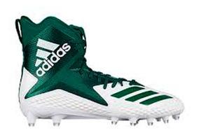 Tachones Futbol Americano adidas Freak X Carbon Verde blanco
