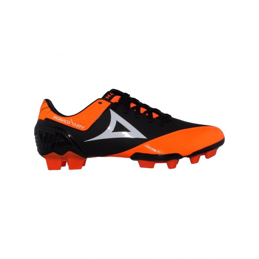 Tachones Futbol Sintetico Negro Naranja-mod.a2528pi -   710.00 en ... 056c5579b454f