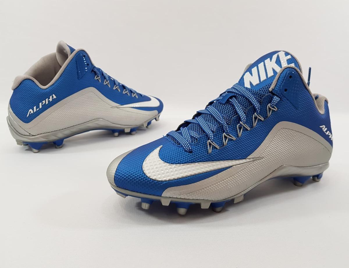 6c14ed34e Tachones Nike Alpha Pro 2 Mid D Núm. 31 Mx. ¡¡¡ Oferta ...