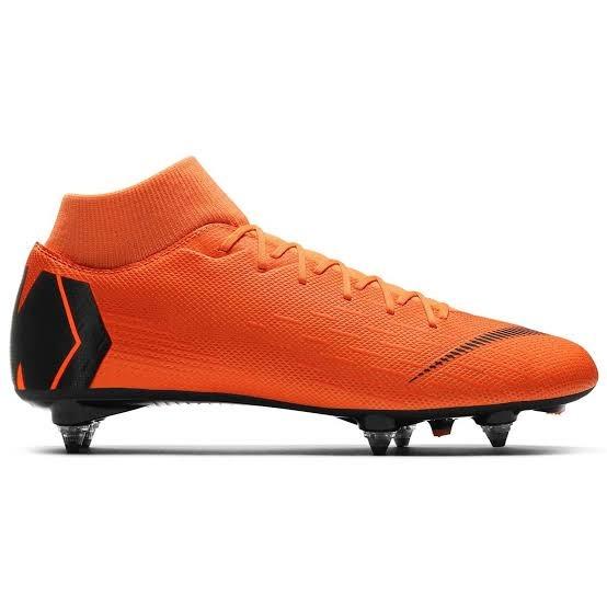 Tachones Nike Mercurial Con Bota -   1 78b07a9654689