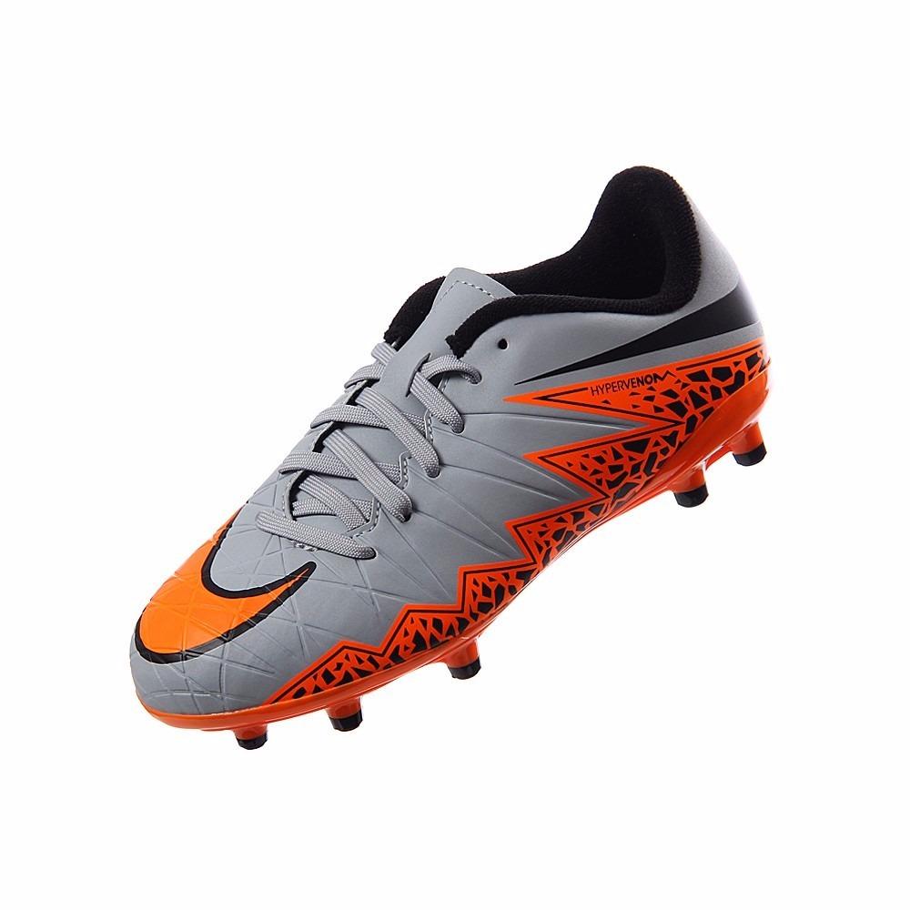 27619c05a2 Tachones Nike Niño Mercurial Hypervenom Zapatos Futbol - $ 699.00 en ...