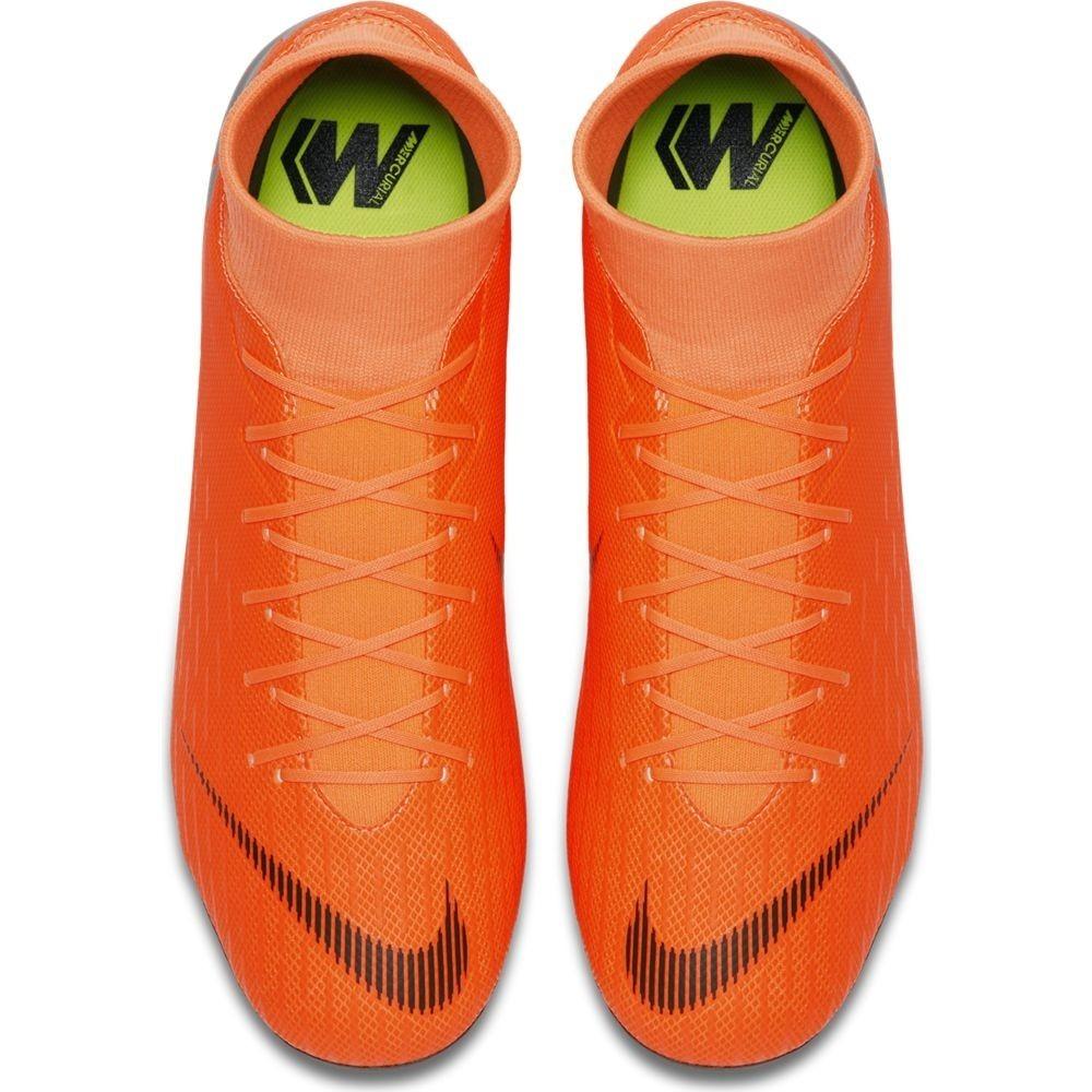tachos nike mercurial naranja 100% original ah7362-810. Cargando zoom. 8b58037e98645
