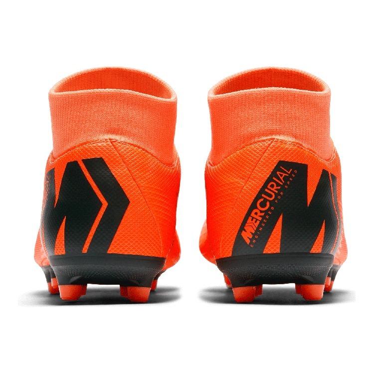 Tachos Nike Mercurial Naranja 100% Original Ah7362-810 -   1 95a1dc4ead11b