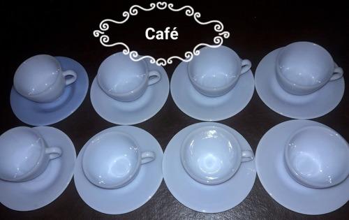 tacitas rigopal de rigolleau. cafe y té