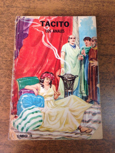tacito / los anales