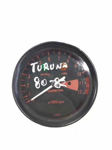 tacômetro ml turuna 80/82 novo original cod:1461