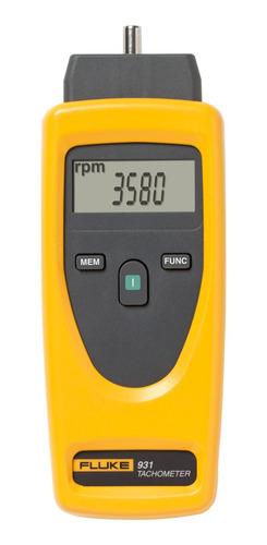 tacômetros de contato duplo e sem contato fluke 931