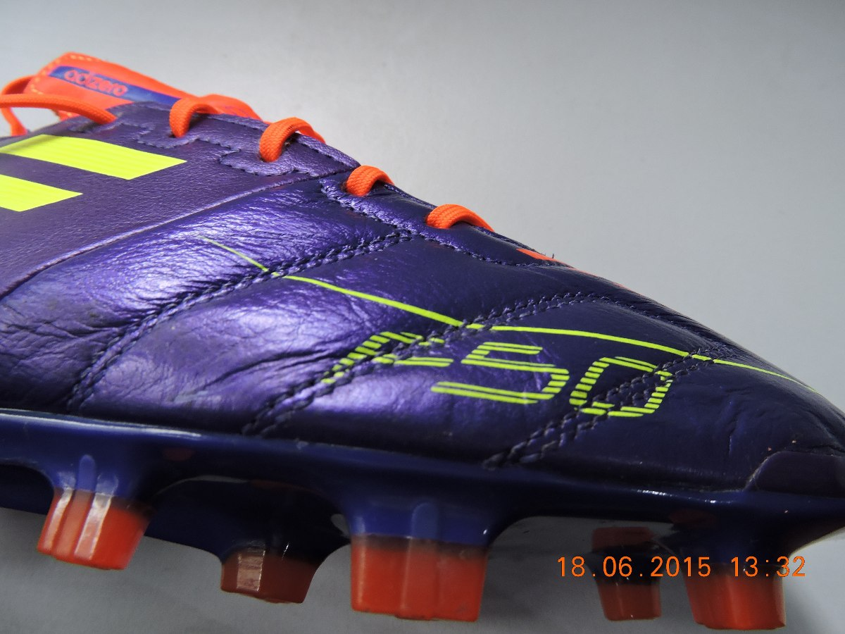 cheap for discount 7db28 423bb taco adidas f50 adizero trx fg 100% piel profesionales messi