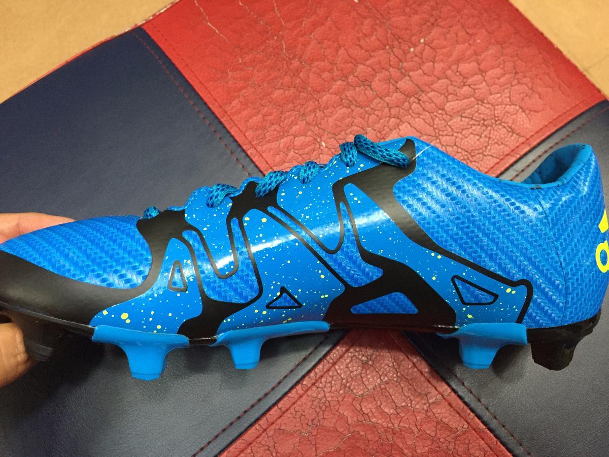Adidas X 15.3 Azules