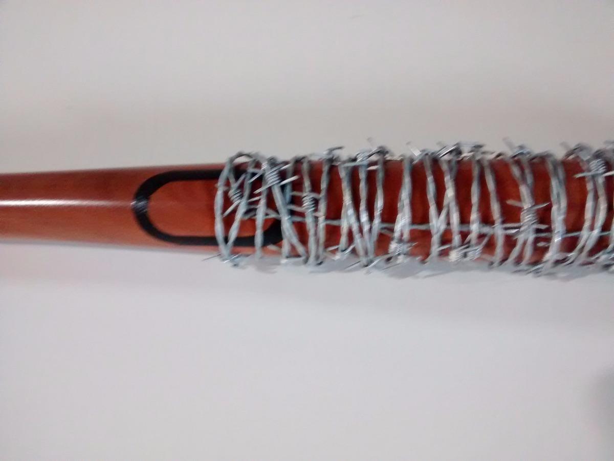 cf5ffee42 taco bastão baseboll lucille negan ( walking dead) 90cm. Carregando zoom.