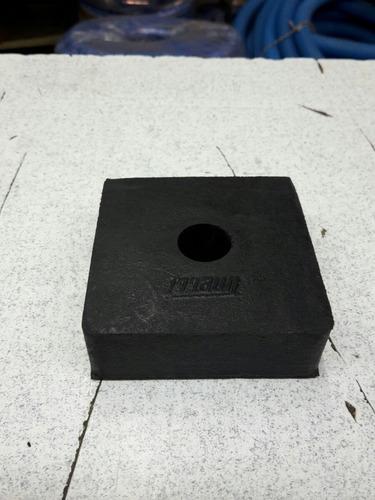 taco de goma para caja de carga pickup chevrolet