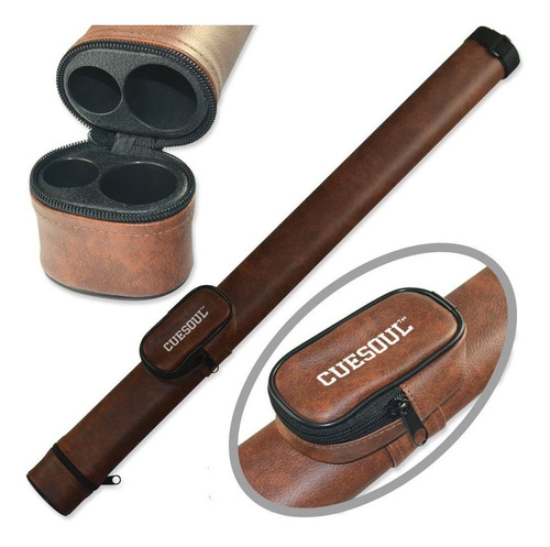 taco desarmable cuesoul maple canadiense 19 onzas + estuche