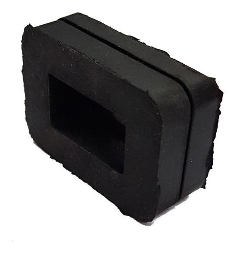 taco goma anti vibratorio ménsulas aire acondicionado split