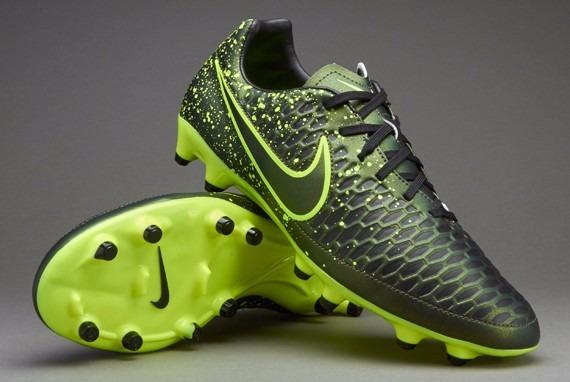 mayor selección de diseño superior materiales superiores Taco Nike Magista Verde Cromo 2015