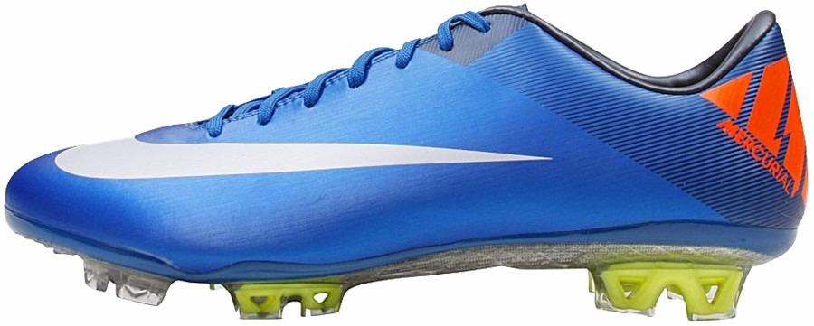disfruta el precio más bajo Promoción de ventas a bajo precio barata Taco Nike Mercurial Vapor Vii Cr7 Azul Fg Nuevo - $ 2,499.00 en ...