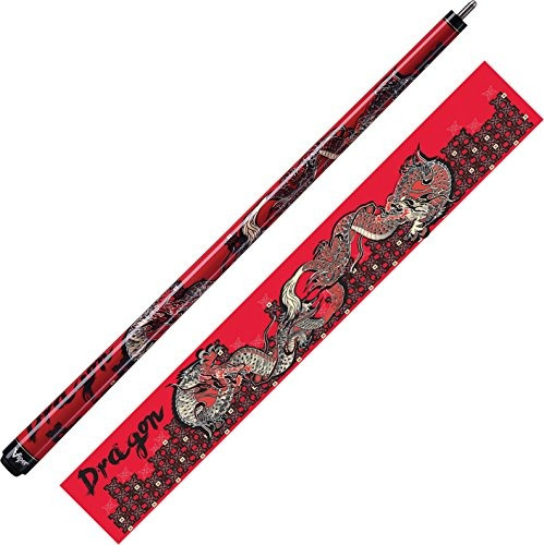 taco palo billar diseño moderno billar stick viper dragón
