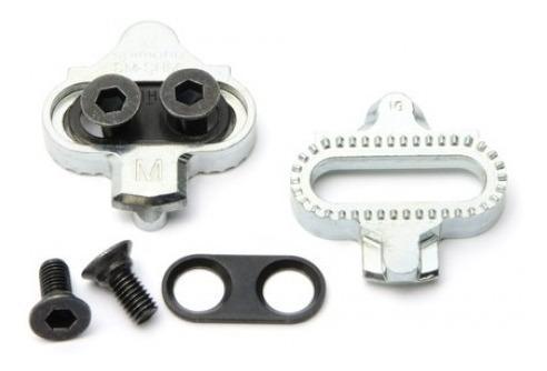 taco / taquinho shimano p/ pedal mtb sh56 - multidirecional
