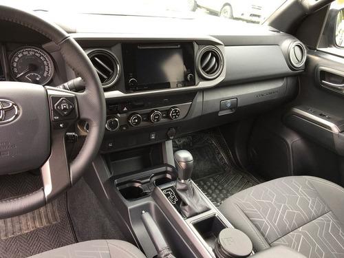 tacoma 4x4 gris 2017 premiumcars