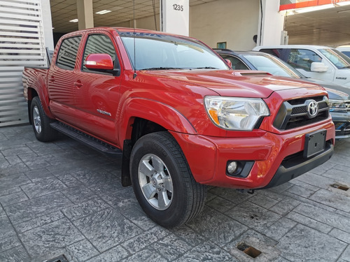 tacoma 4x4 impecable 2015