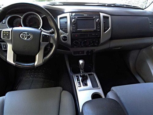 tacoma crew cab premium 4x4 2013 impecable